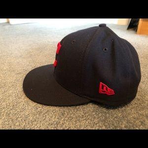 New Era Accessories - Cleveland Indians New Era Hat
